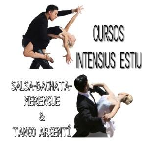 Cursos intensius d'estiu salsa i tangoargentí