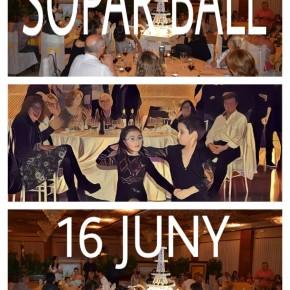16 de juny Sopar –Ball