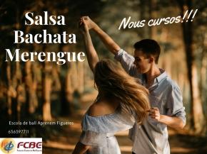 NOUS CURSOS SALSA & BALLS DE SALÓ & LINEDANCE